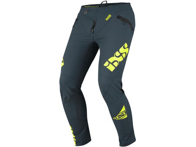 IXS Trigger Pantalon Homme, marine/lime